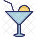 Appetizer Drink Beach Drink Cocktail Icon