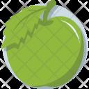Apple Nutrition Healthy Icon