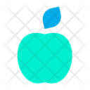 Fruit Organic Fresh Icon