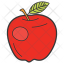 Apple Healthy Diet Healthy Food Icon