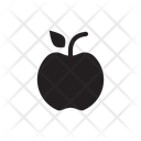 Apple Fruit Healthy Food Icon