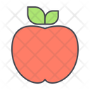 Apple Fruithealthy Food Food Icon