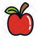 Apple Fruit Healthy Fruit Icon