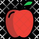 Apple Healthy Fruit Fruit Icon
