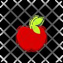 Real Food Organic Fresh Icon