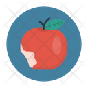 Apple Bite Fruit Icon