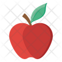 Apple Health Healthy Diet Icon