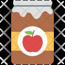 Apple Jam Preserved Icon