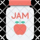 Apple Jam Jelly Icon