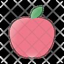 Apple Apple Fruit Fruit Icon