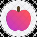 Thanksgiving Apple Fruit Icon