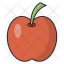 Apple Fruit Healthy Icon