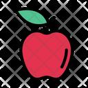 Apple Fruit Juicy Icon