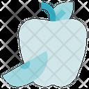 Vegetarian Apple Fruit Icon