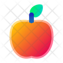 Apple Fruit Lunch Icon