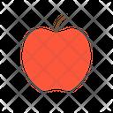 Apple Healthy Fruit Icon