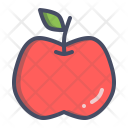 Apple Starch Carbs Icon