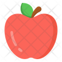 Healthy Apple Healthy Diet Fruit Icon