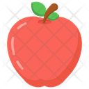 Fruit Apple Healthy Food Icon