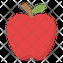 Apple Organic Diet Icon