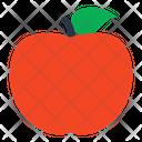 Apple Fruit Edible Icon