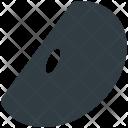 Apple Piece Fruit Icon