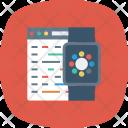 Apple Code Development Icon