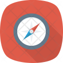 Apple Browser Compass Icon