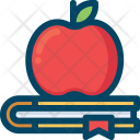 Apple Book Science Icon