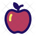 Apple Fruit Juicy Icon