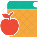 Apple Book Lunch Icon