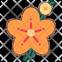 Apple blossom Icon