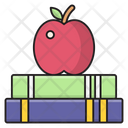 Apple Book Knowledge Icon