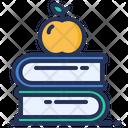 Apple Book Icon