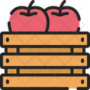 Apple Crate Icon