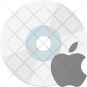 Apple Disk Icon