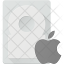 Apple Harddisk Icon