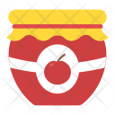 Jam Jar Preserved Icon
