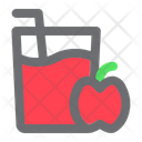 Apple juice Icon