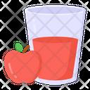 Drink Apple Juice Apple Drink Icon