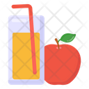 Drink Apple Juice Beverage Icon