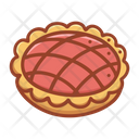 Apple Pie Bakery Food Icon