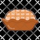 Sweet Edible Dessert Icon