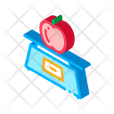 Food Fruit Apple Icon