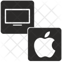 Apple, Tv Icon