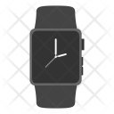 Clock Time Apple Icon