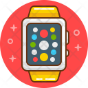 Watch Time Devices Icon