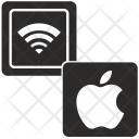 Apple Wifi Internet Icon