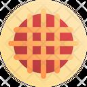 Applepie Pie Dessert Icon
