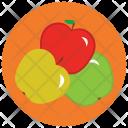 Apples Icon